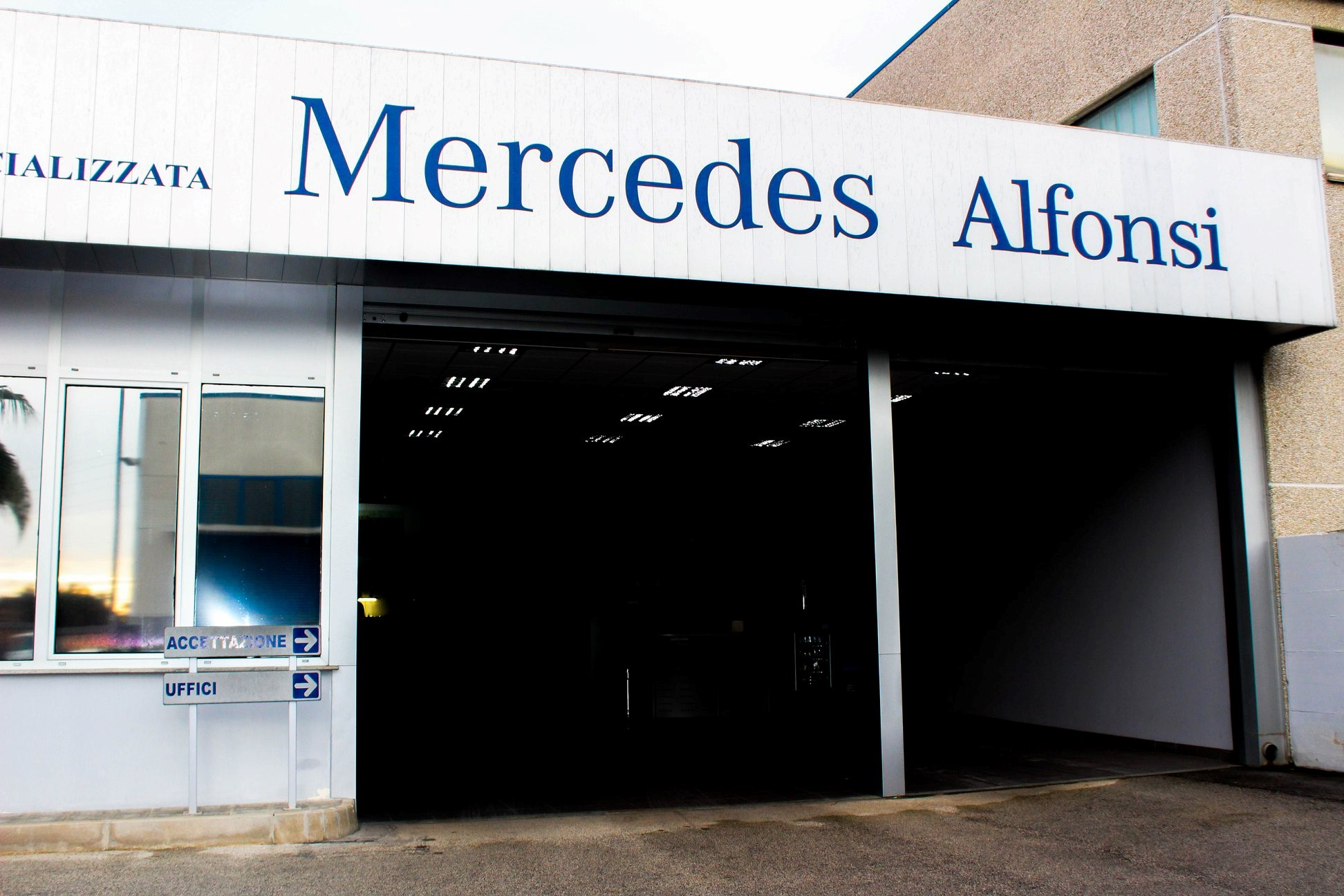 Nuova apertura – Mercedes Alfonsi